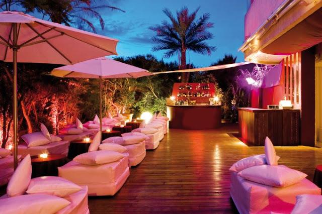 Localização e horários da balada Pacha em Ibiza
