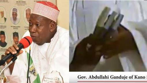 Leaked Video Of Governor 'Receiving Bribe': Kano Govt. Reacts
