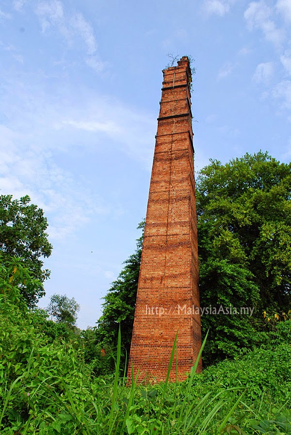 Brick Chimney Batu Arang