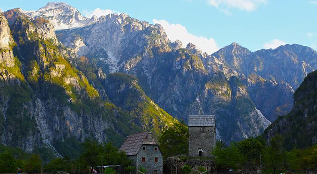 Via Dinarica, Balkan Barat
