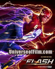 The Flash season 5 Complete Download in 480p 720p 1080p by UniverseofFilm.com