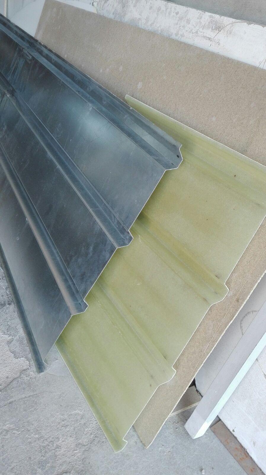 Sustituci n de translucidos montadores de techos - Placas de poliester ...