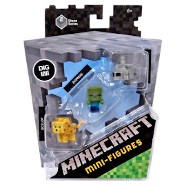 Minecraft Series 2 Silverfish Mini Figure