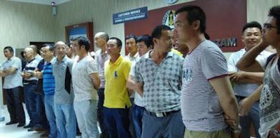 Migrasi Buruh China ke Indonesia