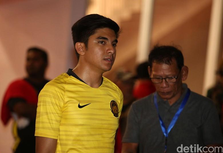 Syed Saddiq saat berada di GBK, sumber detik.com