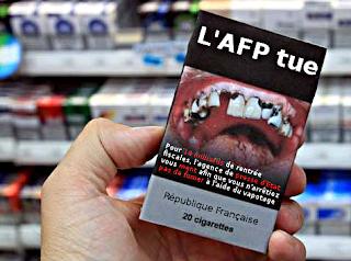 L'AFP s'est fait une spécialité de répandre les fausses infos contre le vapotage