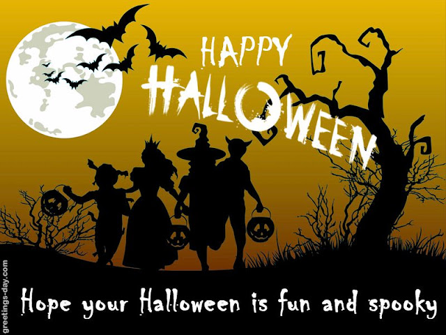 50+ Top Unique Halloween Whatsapp Status Wishes Quotes Message & SMS For Facebook Twitter