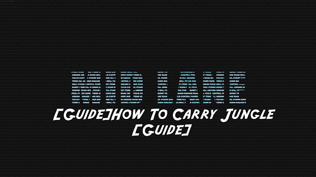 LoL - [Guide]How to Carry Mid Lane[Guide][pdf file]