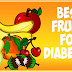Best Low Sugar Fruits Consumed by Diabetics