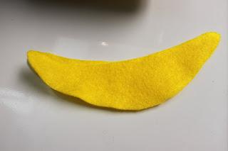 Bananas%2Band%2Blemons%2B018 - Banana de feltro