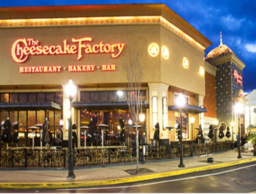 The Cheesecake Factory Opens in Toronto Today!