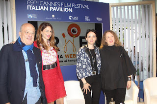 Roma web fest a Cannes