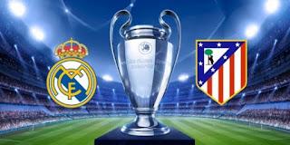 موعد مشاهدة مباراة ريال مدريد وأتلتيكو مدريد ضممن الدوري الإسبني والقنوات الناقلة