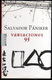 Variaciones 95 / Salvador Pániker