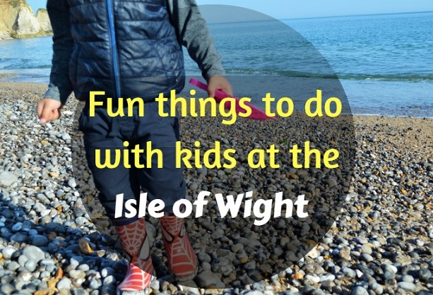 Fun things to do with kids at Isle of Wight, UK