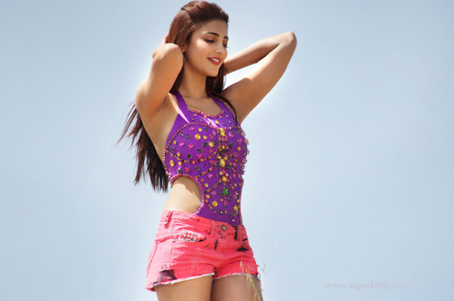 Shruti Hassan in Behen Hogi Teri