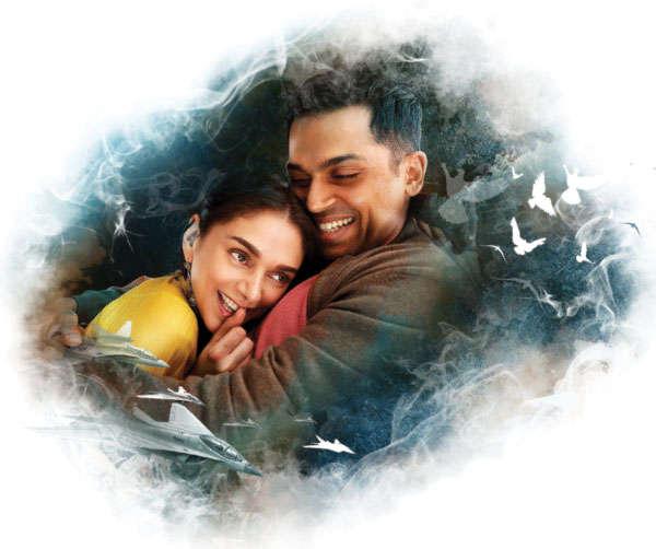 KaatruVeliyidai (Tamil) / Cheliyaa (Telugu) Movie Latest Pics