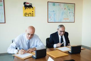 Fincantieri: firmato accordo di cooperazione con Eni