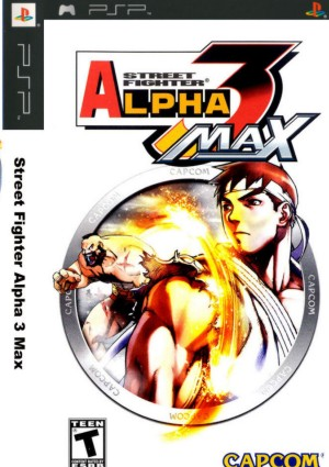StreetF - Download Street Fighter Alpha 3 PSP