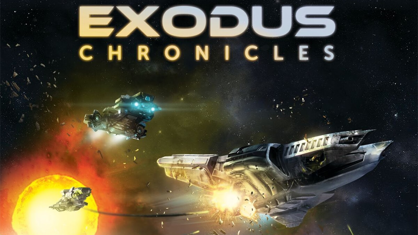 Exodus Chronicles Kickstarter Highlights