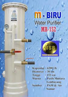 Filter Air M-Biru MB 152