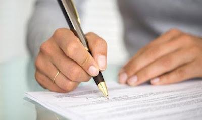 Pakta Integritas dan Surat Pernyataan Kesanggupan