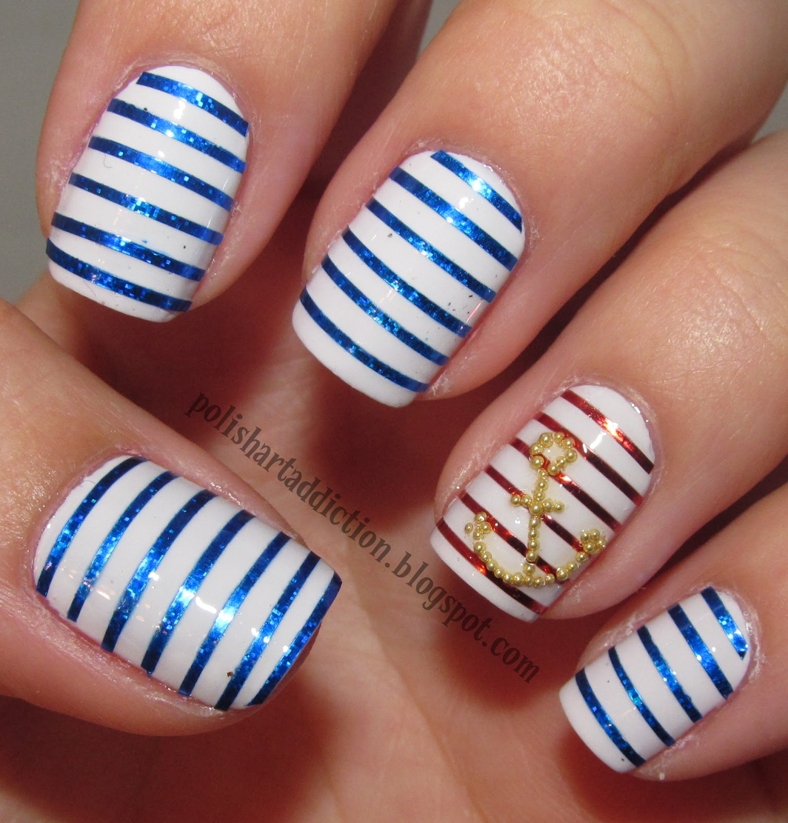 Nautical Striping Tape