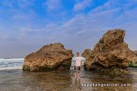 Tiket masuk dan Lokasi Pantai Ngrumput Gunung Kidul Yogyakarta