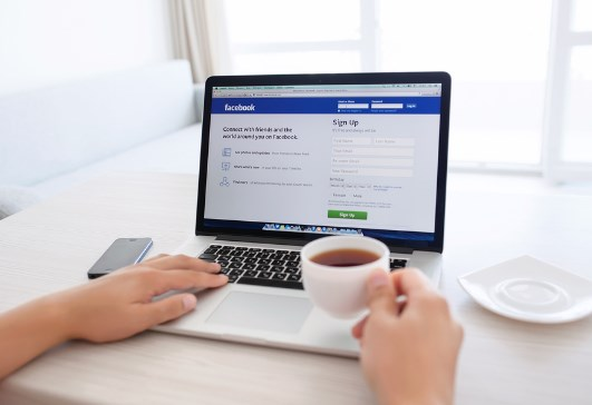 How to Sign Up and Create New Facebook Account