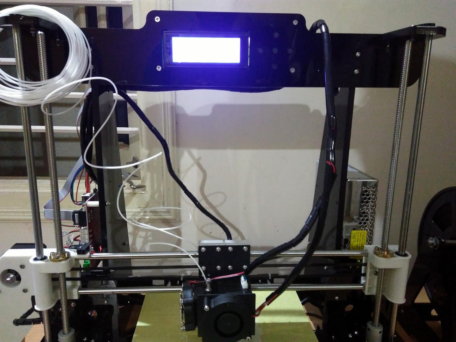 How to upgrade Anet A8/A6 3D Printer Firmware Marlin using Arduino