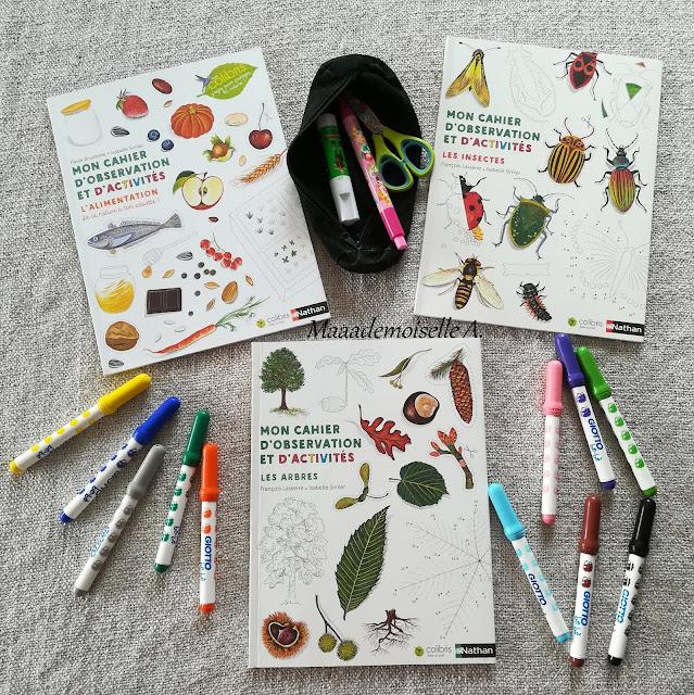 > Mon cahier d'observation et d'activités - Les arbres   > Mon cahier d'observation et d'activités - Les insectes   > Mon cahier d'observation et d'activités - L'alimentation
