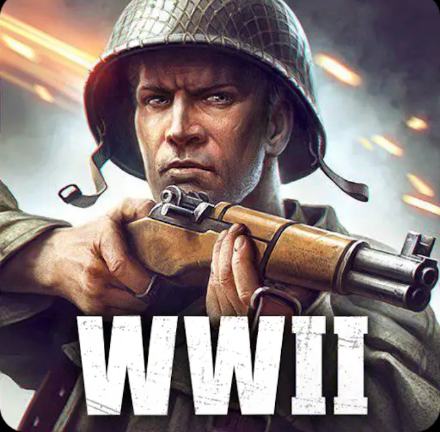 World War Heroes : WW2 Shooter apk+data Game - Download For Android