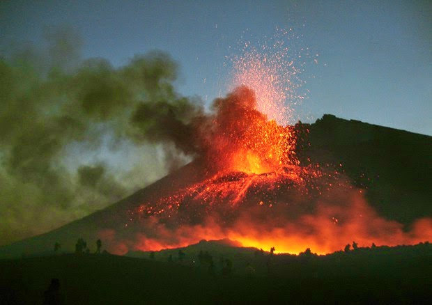 Etna: video made ​​with drone wins UNESCO prize
