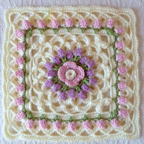 Eve's Coverlet - Free Pattern