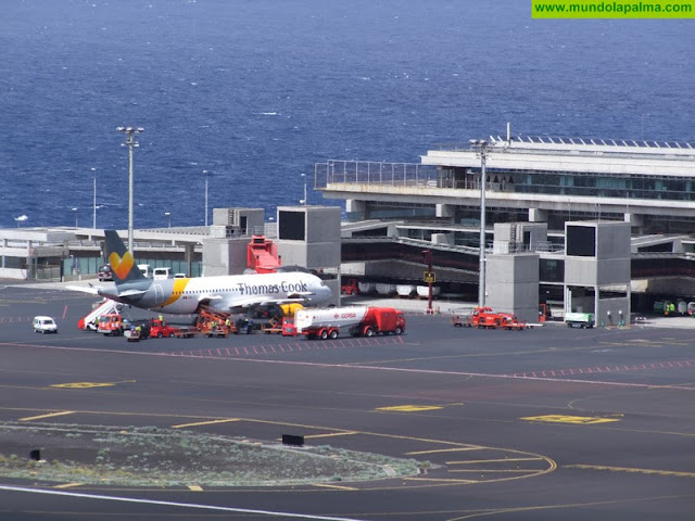 El Cabildo asegura el mantenimiento de conexiones aéreas con Europa