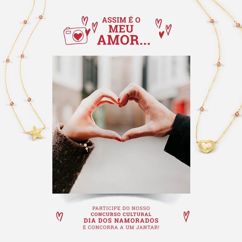 Concurso Cultural: Dia dos Namorados & Manoel Bernardes