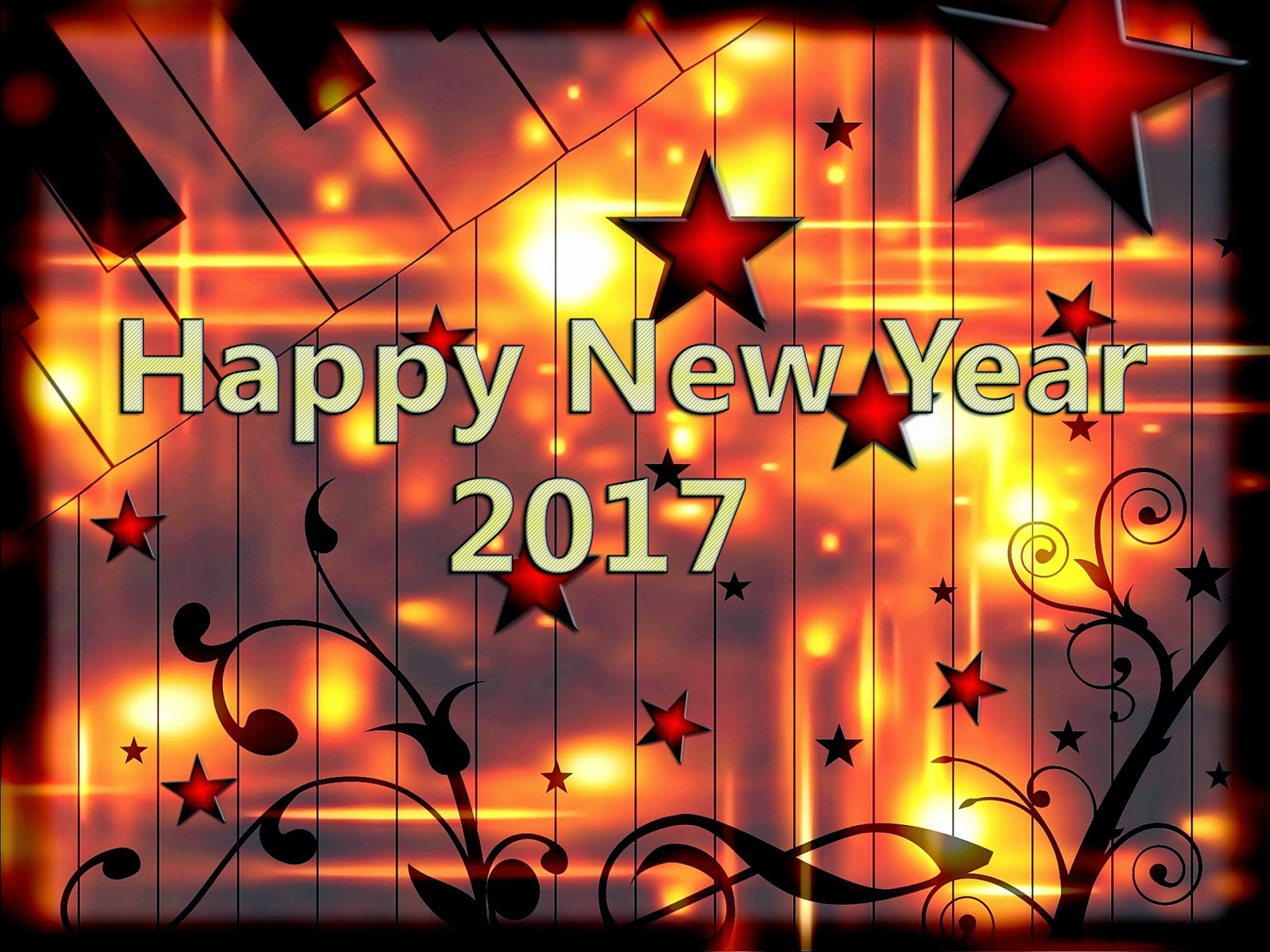 Happy New Year Wallpapers 2017 Free Download Wallpaper