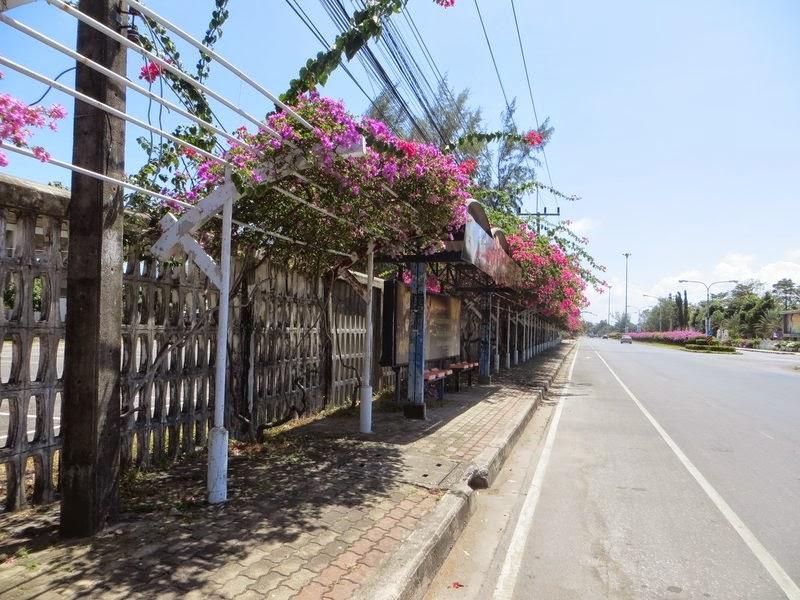 остановка Таиланд