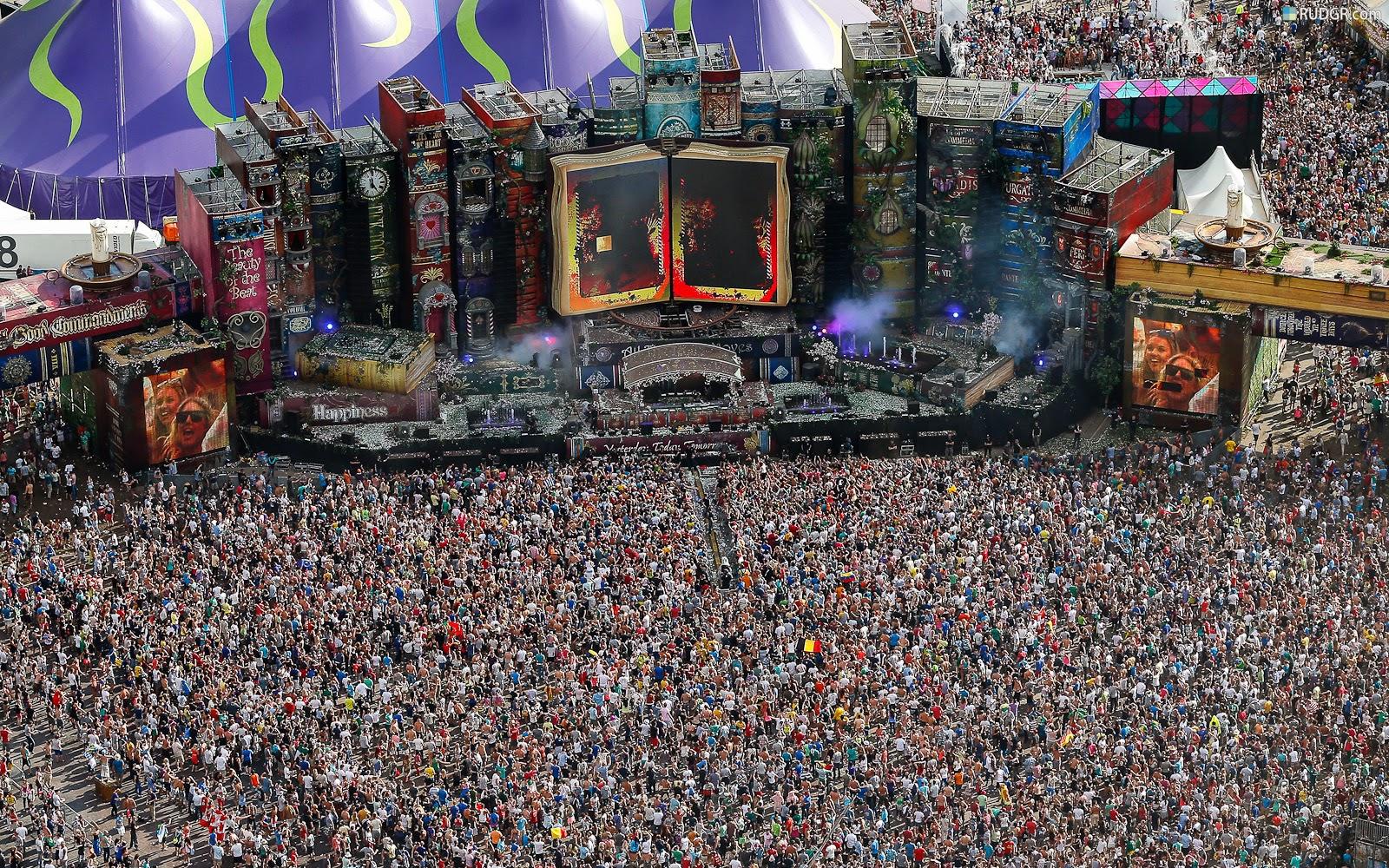 Фестиваль-Tomorrowland