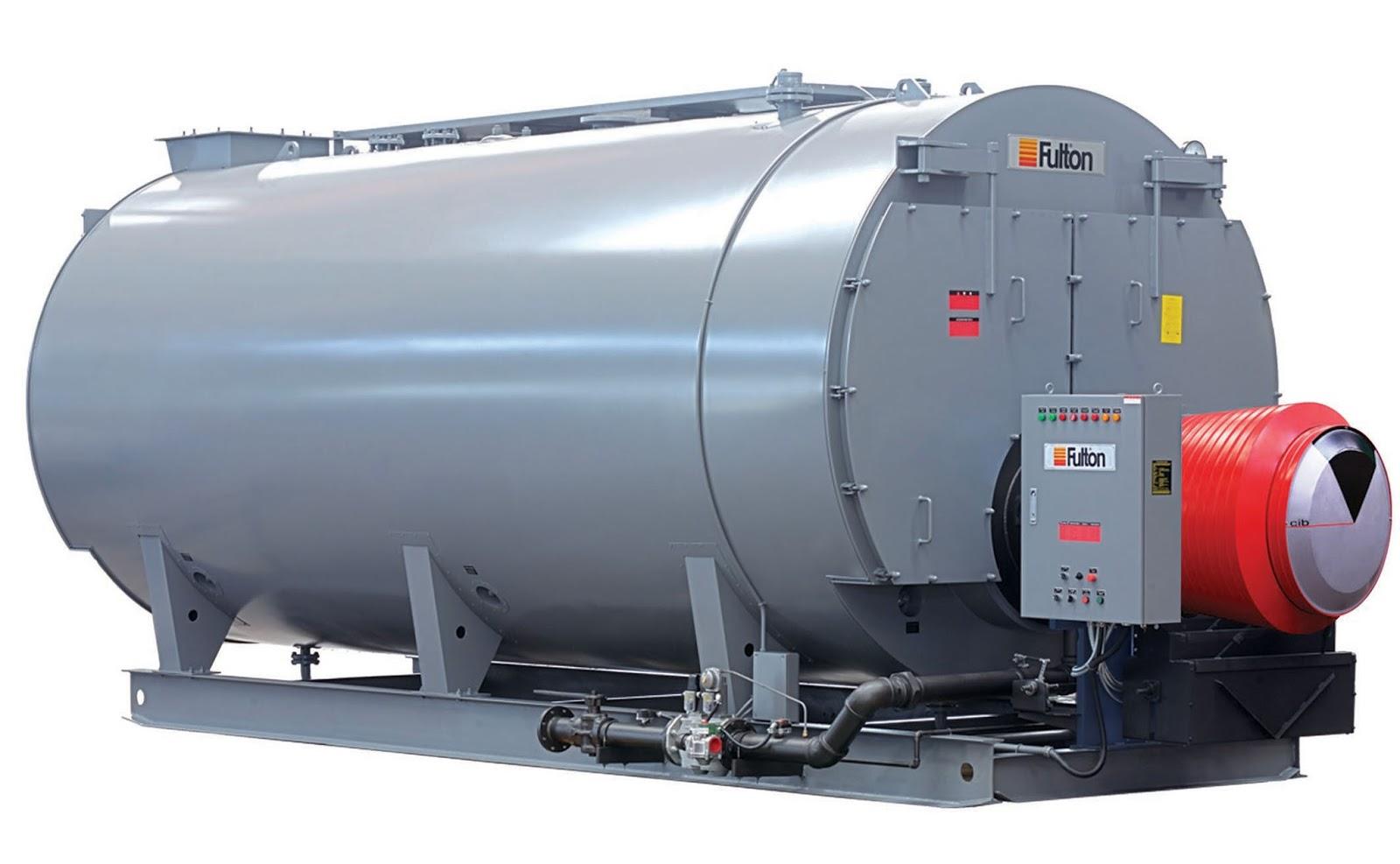 Steam Boiler: Steam Boiler Types