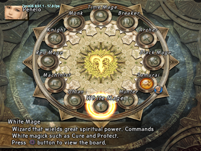 Final Fantasy XII: Internacional Zodiac Job System (PS2) 2007