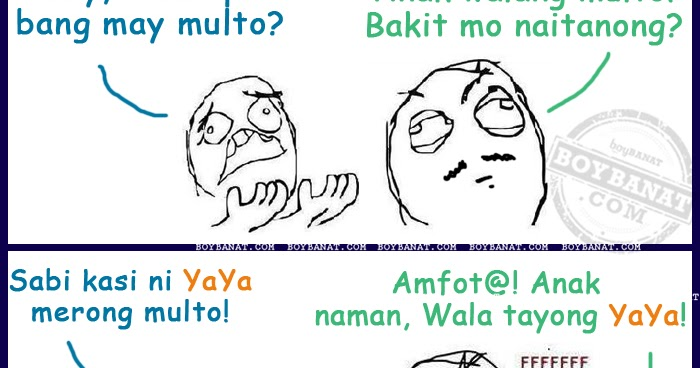 Tagalog Halloween Funny Jokes and Quotes ~ Boy Banat