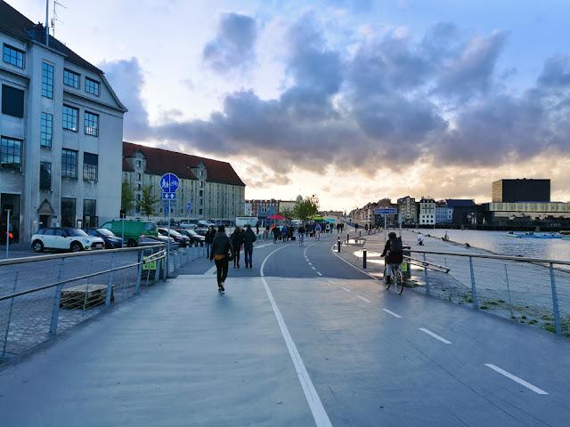 Kopenhagen kolesarjenje