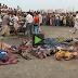 Helicóptero de la coalición árabe mata a 31 refugiados somalíes en el mar Rojo