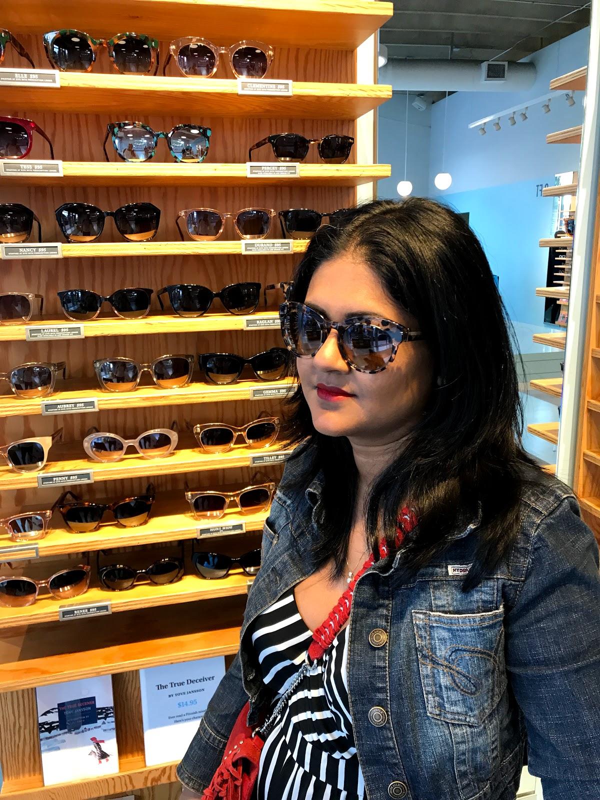 Warby Parker wynwood miami