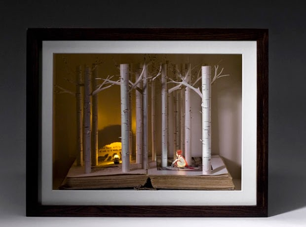 16-Little-Red-Riding-Hood-Su-Blackwell-Book-Fairy-Tale-Sculptures-www-designstack-co