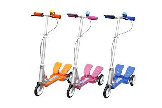 Otoped Scooter Anak Dua Pedal Murah