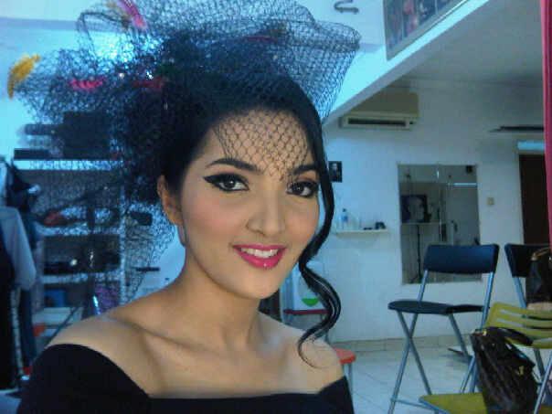 Model Hot Bugil Indonesia: Ashanty Siddik Sexy New Comer Singer