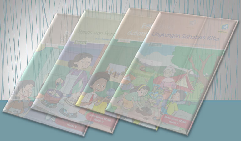 Download Buku Guru dan Siswa Tematik Kelas 5 SD MI Revisi 2017 Kurikulum 2013 Untuk Semester 2 tema 6 panas dan perindahannya tema 7 peristiwa dalam kehidupan tema 8 lingkungan sahabat kita tema 9 benda-benda di sekitar kita