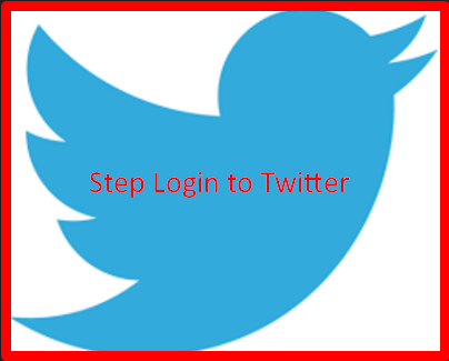 Step Login to Twitter